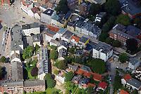 Greves Garten: EUROPA, DEUTSCHLAND, HAMBURG, (EUROPE, GERMANY), 18.08.2007:Greves Garten, Mohnhof, Reepersteg, Wohnprojekt, Air, Aufwind-Luftbilder..c o p y r i g h t : A U F W I N D - L U F T B I L D E R . de.G e r t r u d - B a e u m e r - S t i e g 1 0 2, .2 1 0 3 5 H a m b u r g , G e r m a n y.P h o n e + 4 9 (0) 1 7 1 - 6 8 6 6 0 6 9 .E m a i l H w e i 1 @ a o l . c o m.w w w . a u f w i n d - l u f t b i l d e r . d e.K o n t o : P o s t b a n k H a m b u r g .B l z : 2 0 0 1 0 0 2 0 .K o n t o : 5 8 3 6 5 7 2 0 9.C o p y r i g h t n u r f u e r j o u r n a l i s t i s c h Z w e c k e, keine P e r s o e n l i c h ke i t s r e c h t e v o r h a n d e n, V e r o e f f e n t l i c h u n g  n u r  m i t  H o n o r a r  n a c h M F M, N a m e n s n e n n u n g  u n d B e l e g e x e m p l a r !.