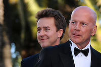 Bruce Willis - 65th Cannes Film Festival