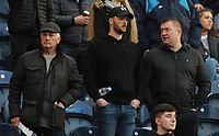 Preston North End fans enjoy the pre-match atmosphere <br /> <br /> Photographer Kevin Barnes/CameraSport<br /> <br /> The EFL Sky Bet Championship - Preston North End v Leeds United -Tuesday 9th April 2019 - Deepdale Stadium - Preston<br /> <br /> World Copyright &copy; 2019 CameraSport. All rights reserved. 43 Linden Ave. Countesthorpe. Leicester. England. LE8 5PG - Tel: +44 (0) 116 277 4147 - admin@camerasport.com - www.camerasport.com