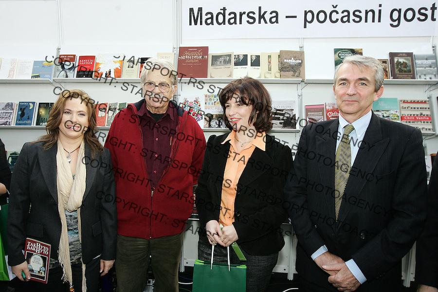 Sport Kultura.Judit Polgar Humgary chess grandmaster sahovski velemajstor sa Alisom Maric.Beograd, 26.10.2012..Foto: Srdjan Stevanovic