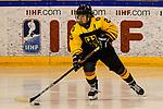 07.01.2020, BLZ Arena, Füssen / Fuessen, GER, IIHF Ice Hockey U18 Women's World Championship DIV I Group A, <br /> Deutschland (GER) vs Frankreich (FRA), <br /> im Bild Lilli Welcke (GER, #23)<br /> <br /> Foto © nordphoto / Hafner