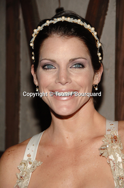 Bold And The Beautiful (B&amp;B) 5000th Episode celebration on the CBS Television City In Los Angeles. January 23, 2007.<br /> Leslie Kay