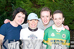 RACE: Mary O'Connell (Tralee), Olivia Fitzgerald (Waterville), Grainne Dineen (Rathmore) and Niamh Horan (Ballyferriter) who ran in the annual Farranfore/Maine Valley 10km in Farranfore on St Stephen's Day.   Copyright Kerry's Eye 2008