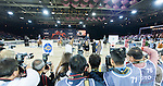 Hong Kong Jockey Club Trophy during the Longines Masters of Hong Kong on 19 February 2016 at the Asia World Expo in Hong Kong, China. Photo by Moses Ng / Power Sport Images