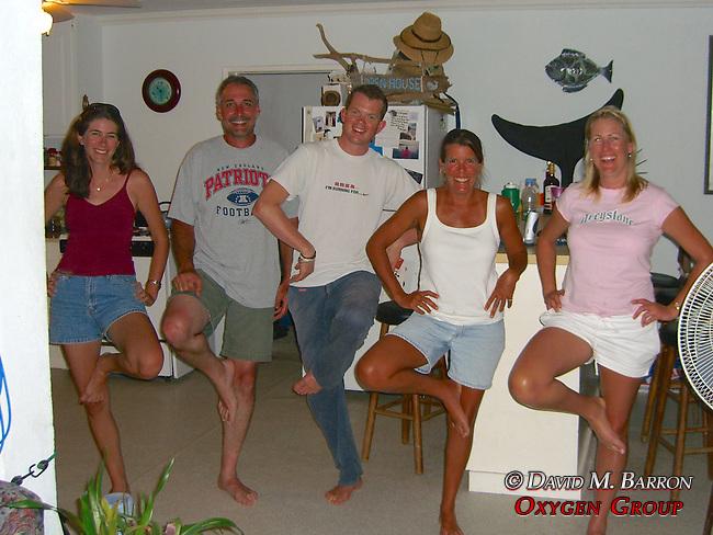Olivia, David, Thomas, Diane & Melinda