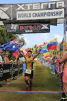 2016 XTERRA Maui - Finish