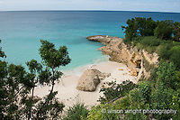 The Caribbean, Anguilla. The newly renovated Malliouhana Hotel & Spa.