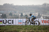 Laura Verdonschot (BEL/Marlux-Bingoal)<br /> <br /> Women U23 Race<br /> UCI CX Worlds 2018<br /> Valkenburg - The Netherlands