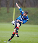 13.04.2018 Rangers training:<br /> Jordan Rossiter