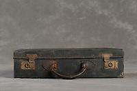 Willard Suitcases / Minnie M / ©2014 Jon Crispin