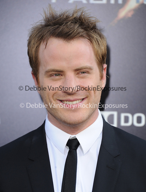 Rob Kazinksy at The Warner Bros. Pictures L.A. Premiere of Pacific Premiere held at The Dolby Theater in Hollywood, California on July 09,2013                                                                   Copyright 2013 Hollywood Press Agency