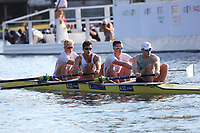 THE VISITORS' CHALLENGE CUP<br /> Cambridge University &amp; Leander Club (180)<br /> Columbia University, USA (182)<br /> <br /> Henley Royal Regatta 2018 - Thursday<br /> <br /> To purchase this photo, or to see pricing information for Prints and Downloads, click the blue 'Add to Cart' button at the top-right of the page.