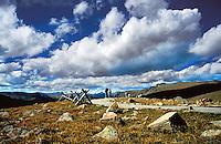 Rocky Mountains, Colorado, USA.