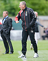 ::  CALEY MANAGER TERRY BUTCHER ::.14/05/2011  sct_jsp011_hamilton_v_ict  .Copyright  Pic : James Stewart.James Stewart Photography 19 Carronlea Drive, Falkirk. FK2 8DN      Vat Reg No. 607 6932 25.Telephone      : +44 (0)1324 570291 .Mobile              : +44 (0)7721 416997.E-mail  :  jim@jspa.co.uk.If you require further information then contact Jim Stewart on any of the numbers above.........