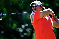 Gavin Green (MAS) in action during the first round of the Afrasia Bank Mauritius Open played at Heritage Golf Club, Domaine Bel Ombre, Mauritius. 30/11/2017.<br /> Picture: Golffile | Phil Inglis<br /> <br /> <br /> All photo usage must carry mandatory copyright credit (&copy; Golffile | Phil Inglis)