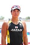 Keiji Mizumoto (JPN), <br /> AUGUST 30, 2018 - Canoe Sprint : <br /> at Jakabaring Sport Center Lake <br /> during the 2018 Jakarta Palembang Asian Games <br /> in Palembang, Indonesia. <br /> (Photo by Yohei Osada/AFLO SPORT)
