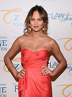 NEW YORK, NY - MAY 6, 2014: Model Chrissy Teigen attends the Tyra Banks'  Flawsome Ball 2014 , at Cipriani Wall Street ,May 6 , 2014 in New York City  HP/StarlitePics