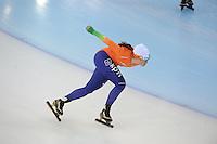 SPEEDSKATING: SOCHI: Adler Arena, 20-03-2013, Training, Laurine van Riessen (NED), © Martin de Jong
