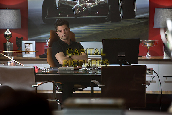 Dominic Cooper<br /> in Need for Speed (2014)  <br /> *Filmstill - Editorial Use Only*<br /> CAP/NFS<br /> Image supplied by Capital Pictures