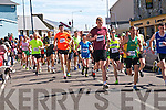 Ballybunion Easter Half Marathon & 10k : The start of the 5th annual half marathon & 10k runs in Ballubunion on Sautday last.