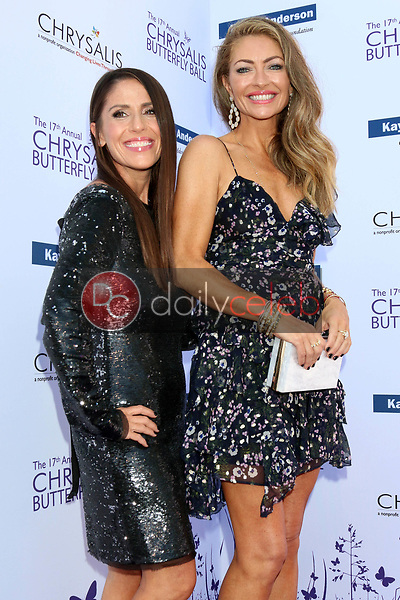 Soleil Moon Frye, Rebecca Gayheart<br /> at the 17th Annual Chrysalis Butterfly Ball, Private Residence, Los Angeles, CA 06-02-18<br /> David Edwards/DailyCeleb.com 818-249-4998