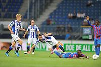 VOETBAL: HEERENVEEN: 02-08-2014, Abe Lenstra Stadion, SC Heerenveen - Levante, oefenduel uitslag 0-1, Jukka Raitala, ©foto Martin de Jong