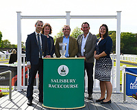 Sponsors of The Smith & Williamson Handicap (Class 6)     during Afternoon Racing at Salisbury Racecourse on 17th May 2018