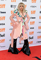 08 September 2017 - Toronto, Ontario Canada - Lady Gaga. 2017 Toronto International Film Festival - &quot;Gaga: Five Foot Two&quot; Premiere held at Princess of Wales Theatre. <br /> CAP/ADM/BPC<br /> &copy;BPC/ADM/Capital Pictures
