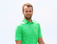 Ruaidhri McGee (IRL) during Round 1 of the Challenge de Madrid, a Challenge  Tour event in El Encin Golf Club, Madrid on Wednesday 22nd April 2015.<br /> Picture:  Thos Caffrey / www.golffile.ie