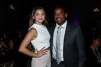 LOS ANGELES - DEC 3: Paris Berelc, Alfonso Ribeiro at The Actors Fund's Looking Ahead Awards at the Taglyan Complex on December 3, 2015 in Los Angeles, California