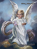 CHILDREN, KINDER, NIÑOS, paintings+++++,USLGSKPROV19,#K#, EVERYDAY ,Sandra Kock, victorian ,angels