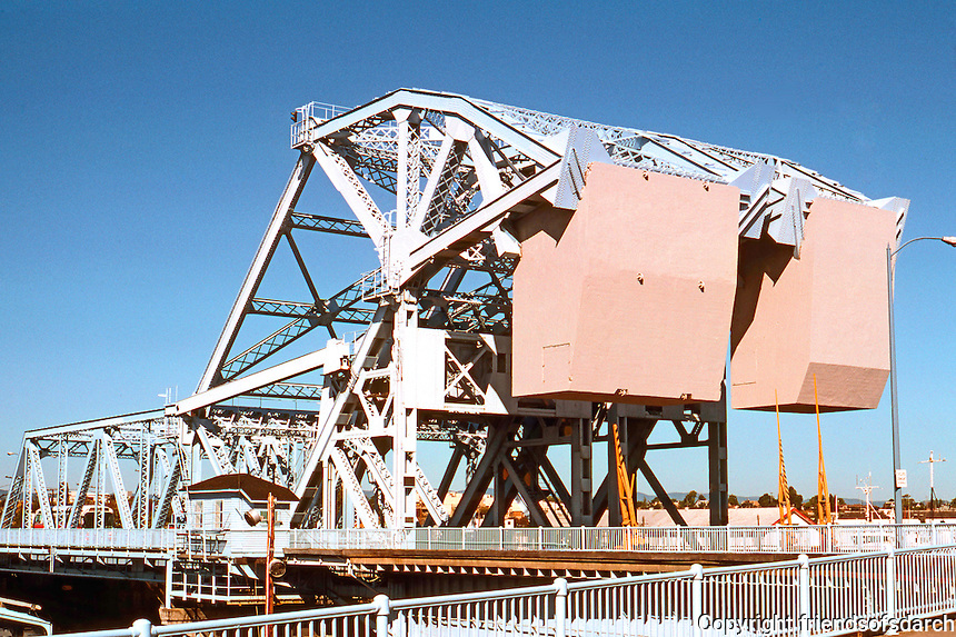 Victoria: Johnson St. Bridge. Photo '88.