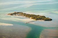 Tiny Island In A Big Ocean