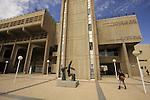 Israel, Negev. Ben Gurion University in Beersheba