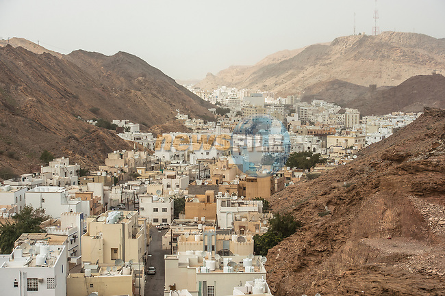 During Stage 6 of the 10th Tour of Oman 2019, running 135.5km from Al Mouj Muscat to Matrah Corniche, Oman. 21st February 2019.<br /> Picture: ASO/Kåre Dehlie Thorstad | Cyclefile<br /> All photos usage must carry mandatory copyright credit (© Cyclefile | ASO/Kåre Dehlie Thorstad)
