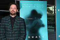 "HOLLYWOOD, CA - JULY 7: Drake Doremus at the ""Equals"" Premiere at the ArcLight Theater in Hollywood, California on July 7, 2016. Credit: David Edwards/MediaPunch"