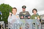 Listowel Military Weekend : Pictured at the Listowel  Military Weekend in Listowel on Saturday last were Eryk Lapczinski, Listowel, Michael Lambert & Ryan Easton, Listowel