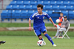 12 January 2016: Tsubasa Endoh (JPN) (Maryland). The adidas 2016 MLS Player Combine was held on the cricket oval at Central Broward Regional Park in Lauderhill, Florida.