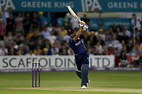 Ravi Bopara hits four runs for Essex during Essex Eagles vs Surrey, NatWest T20 Blast Cricket at The Cloudfm County Ground on 7th July 2017