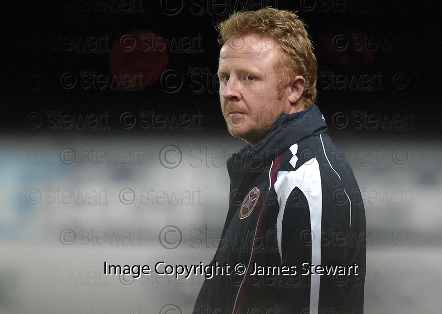 29/12/2007    Copyright Pic: James Stewart.File Name : sct_jspa16_falkirk_v_hearts.STEVEN FRAIL LOOKS DOWN AS HE WATCHES HIS SIDE GO DOWN 2-1 TO FALKIRK.. .James Stewart Photo Agency 19 Carronlea Drive, Falkirk. FK2 8DN      Vat Reg No. 607 6932 25.Office     : +44 (0)1324 570906     .Mobile   : +44 (0)7721 416997.Fax         : +44 (0)1324 570906.E-mail  :  jim@jspa.co.uk.If you require further information then contact Jim Stewart on any of the numbers above.........