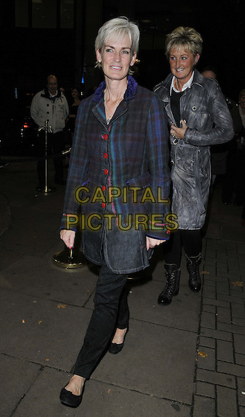 LONDON, ENGLAND - NOVEMBER 03: Judy Murray attends the &quot;Dance 'Til Dawn&quot; press night afterparty, Waldorf Hilton Hotel, Aldwych, on Monday November 03, 2014 in London, England, UK. <br /> CAP/CAN<br /> &copy;Can Nguyen/Capital Pictures