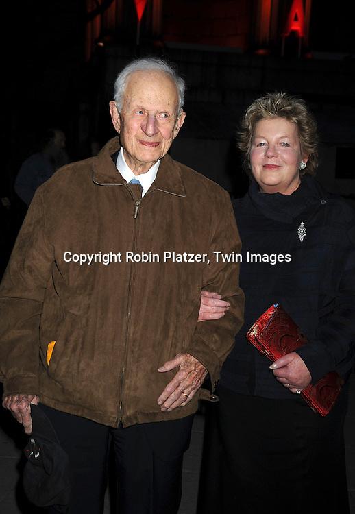 Robert Morganthau & Lucinda Franks