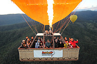 20170712 July 12 Hot Air Balloon Gold Coast