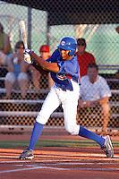 Francisco Guzman -  Chicago Cubs - 2009 Arizona League.Photo by:  Bill Mitchell/Four Seam Images
