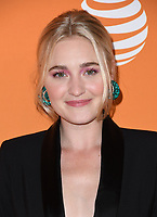 02 December 2018 - Beverly Hills, California - AJ Michalka. 2018 TrevorLIVE Los Angeles held at The Beverly Hilton Hotel. <br /> CAP/ADM/BT<br /> &copy;BT/ADM/Capital Pictures