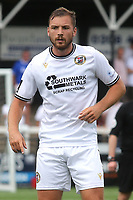 Michael Cheek of Bromley during Bromley vs Fulham, Friendly Match Football at the H2T Group Stadium on 6th July 2019