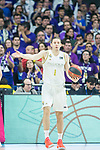 Fabian Causeur during Real Madrid vs Kirolbet Baskonia game of Liga Endesa. 19 January 2020. (Alterphotos/Francis Gonzalez)