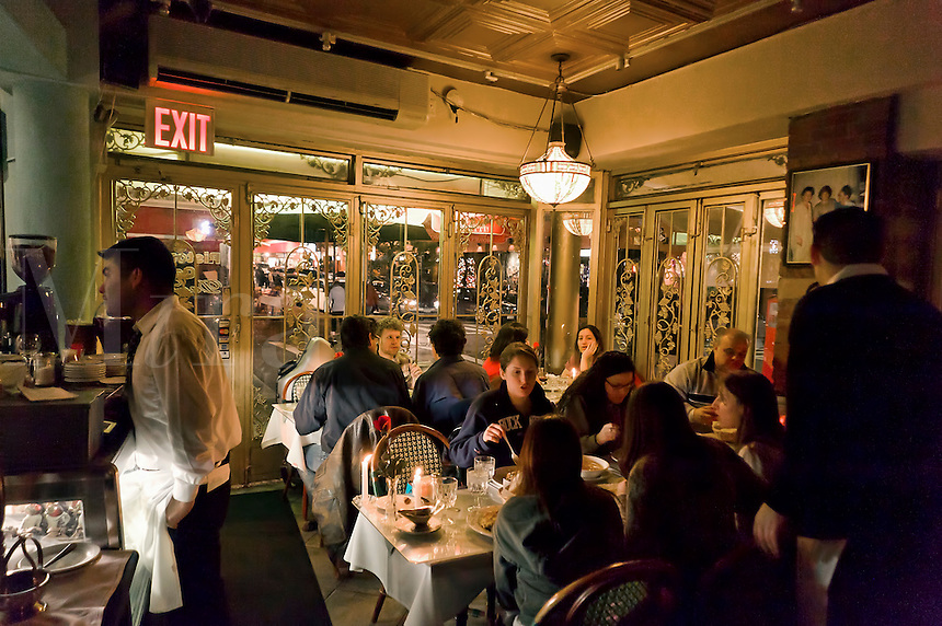 Little Italy restaurant, NYC, New York