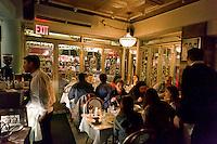 Little Italy restaurant, NYC, New York