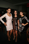Eunice Quinones, Model Jessica Caban and Guest Attend JONES MAGAZINE PRESENTS SACHIKA TWINS BDAY BASH at SL, NY 12/12/11